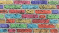 Tuğla Serisi Duvar Paneli Barok 651-221