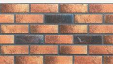 Tuğla Görünümlü Dış Cephe Paneli Slim 653-411