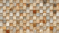 Taş Serisi Duvar Paneli Patlatma Taş 678-204