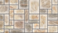 Taş Görünümlü Dış Cephe Paneli Mix 680-405