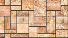 Taş Görünümlü Dış Cephe Paneli Mix 680-406